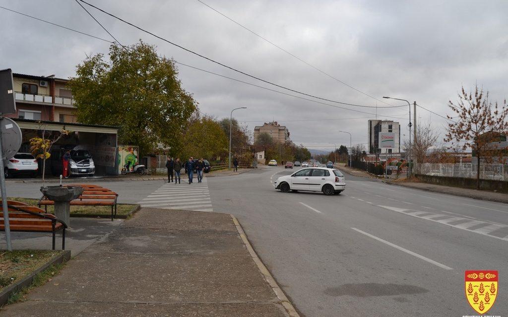 Времена измена на режимот на сообраќај на дел од улиците во Кочани